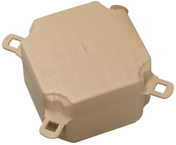 Candock floating dock cube beige