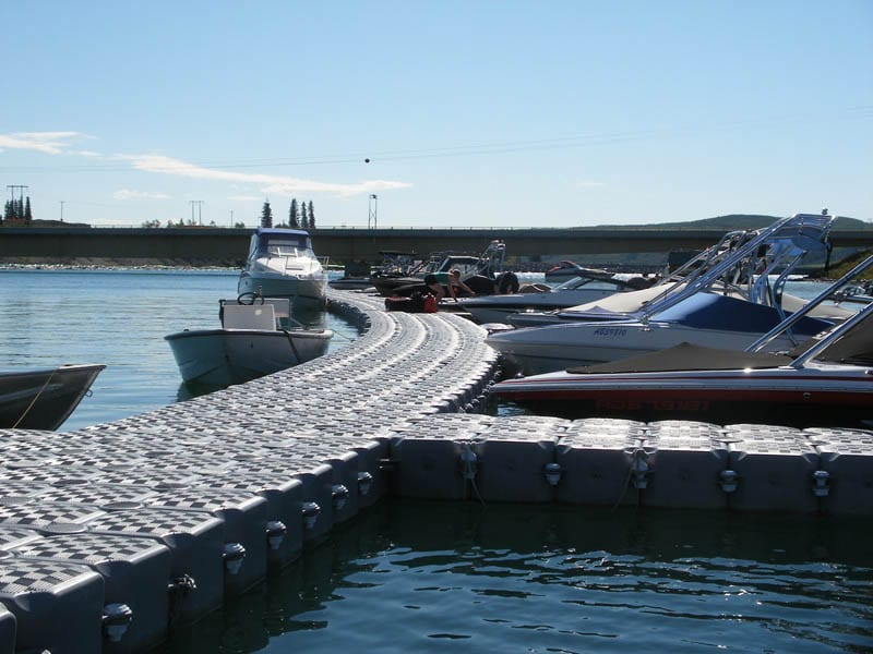 Candock Floating Dock Marina