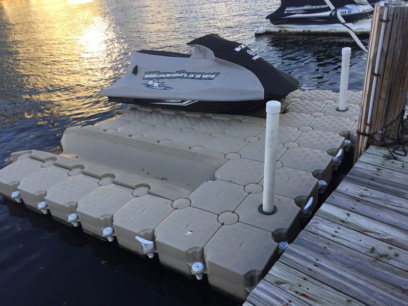 Fastest Jet Ski >> Jet Ski Dock - Candock Miami