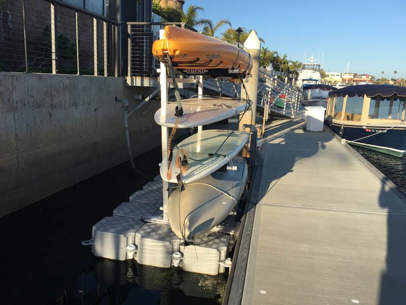 Candock Floating Dock for Kayak