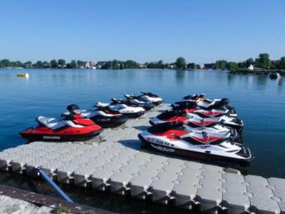 Candock Jet Ski Dock