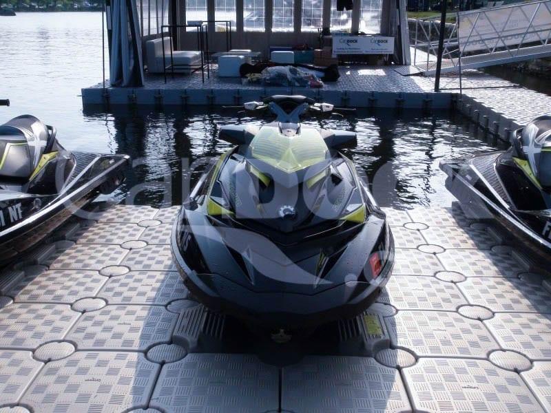 Candock Jet Ski Floating Dock