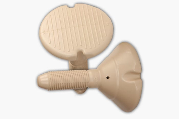 Candock Connecting Pin Beige
