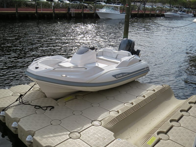 Candock Boat Floating Dock