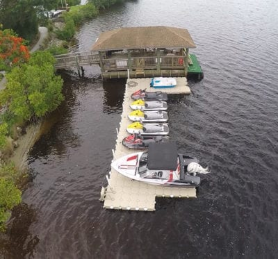 Candock Boat Dock