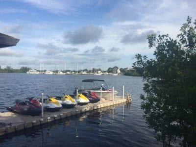Candock Floating Dock