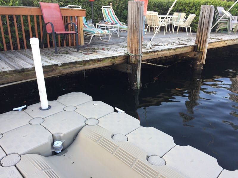 Candock Floating Dock for Jet Ski