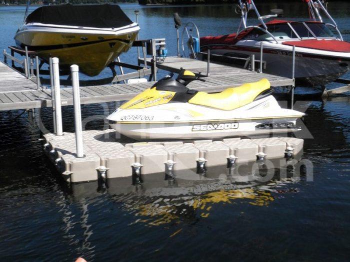 Candock Floating Dock for Jet Ski