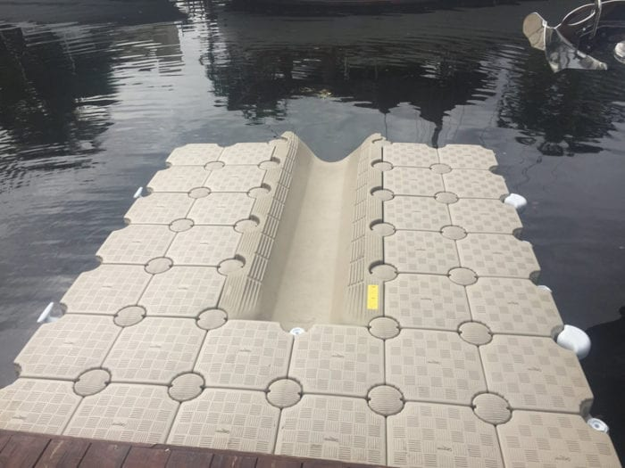 Candock Deluxe Jet Ski dock