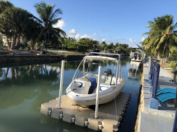 Candock Boat Floating Dock