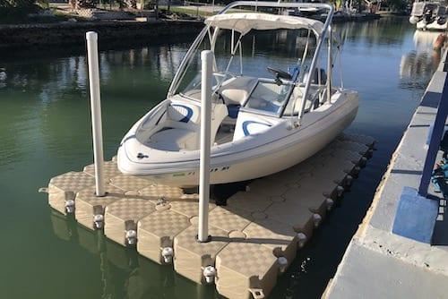 Candock boat floating docks