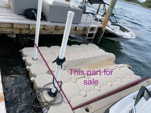 Used jet ski dock for sale